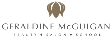 Geraldine McGuigan Beauty ♦ Salon ♦ School Logo